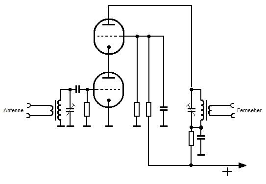 AntennenVerstärkerCascode